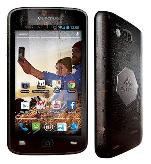Quechua Phone – смартфон для активного образа жизни
