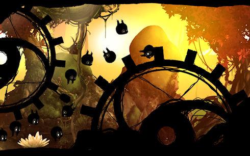 Badland для Android – приключения продолжаются