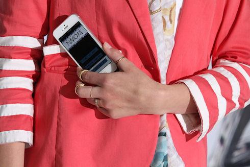 GPS-пиджак – практичная одежда для современного человека