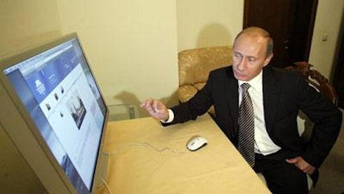 Путин против дополнительных запретов в Рунете