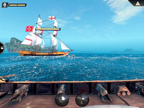 Assassin's Creed Pirates – приключения пирата Батилью