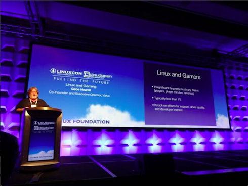 Valve Software станет членом Linux Foundation