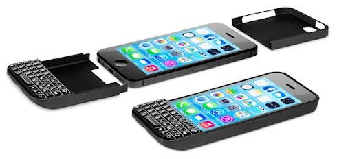 Typo – чехол с встроенной клавиатурой для iPhone