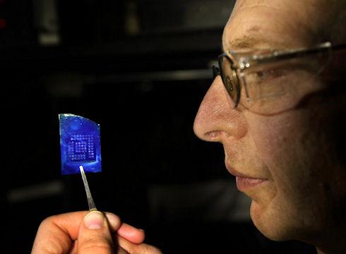 Ученые добились повышения электропроводности металлоорганических соединений