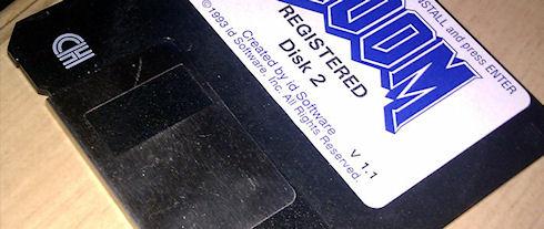 В США используют дискеты в госучреждениях