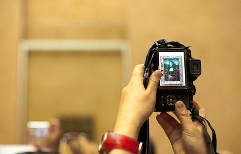 Фотографирование мешает памяти человека