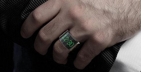 Smarty Ring – «умное» кольцо для работы в паре со смартфоном