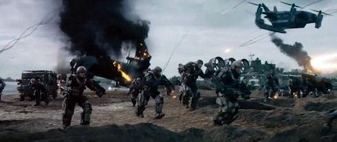 «Грань будущего» — фильм о битве с пришельцами в стиле «Дня сурка»