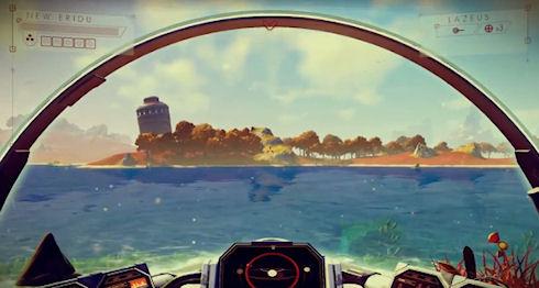 Игра No Man's Sky – добро пожаловать в новую Вселенную!