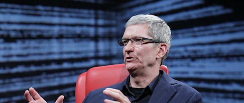 Тим Кук заявил об отсутствии дискриминации в Apple