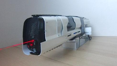 Лазерная винтовка от создателя перчатки Железного человека
