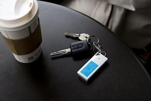 KeyPal Pro – управляем смартфоном с брелка