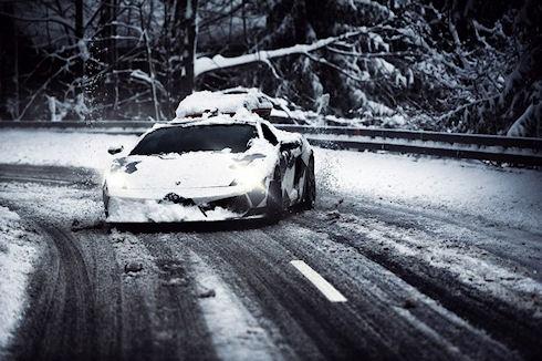 McLaren обещает машину без стеклоочистителей