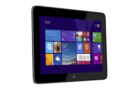 HP Omni 10 – планшет на Intel Atom Bay Trail