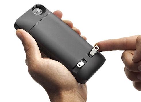 PocketPlug – зарядный корпус для iPhone