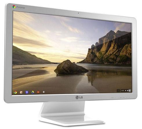 Настольный компьютер LG Chromebase с Chrome OS
