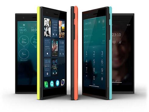 Смартфоны Jolla Sailfish будут продаваться по всей Европе