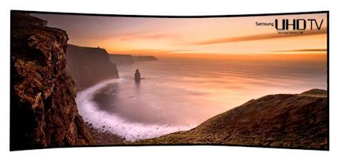 LG и Samsung представят 105-дюймовые телевизоры на CES 2014