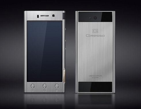Gresso Radical – люксовый смартфон за 2300 долларов