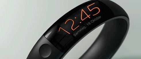 Samsung Galaxy Band – на смену часам приходит «умная» бижутерия