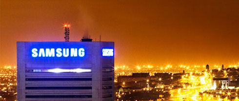 Samsung начала производство дисплеев для Galaxy S5