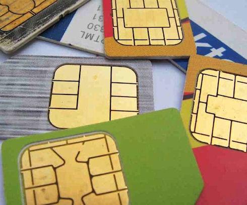 GSMA опубликовала спецификацию встраиваемой SIM-карты