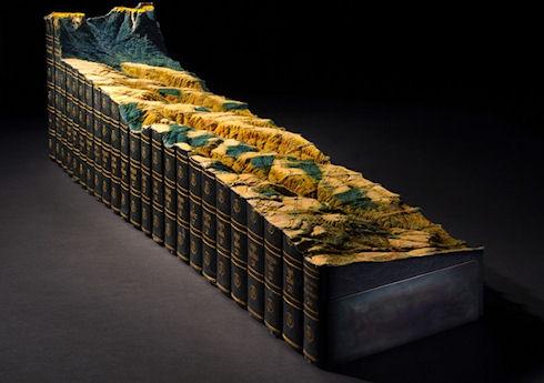 Энциклопедические «пейзажи» Гая Ларами