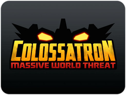 «Змеиная» аркада Colossatron: Massive World Threat