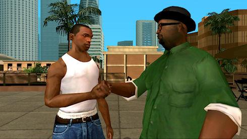 RockStar исправила ошибки в мобильной версии Grand Theft Auto: San Andreas