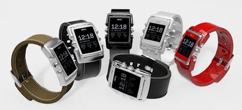 MetaWatch создаст люксовые «умные» часы Meta