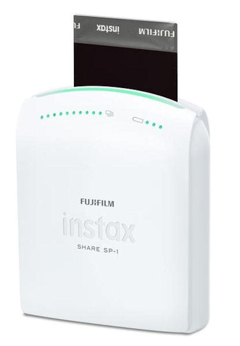 Fujifilm INSTAX SHARE SP-1 – фотопринтер для смартфонов
