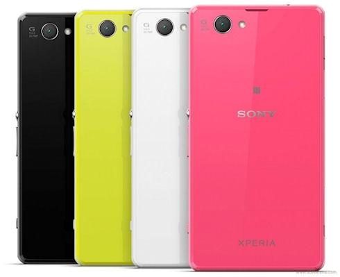 Xperia Z1 Compact – мощный компактный смартфон от Sony