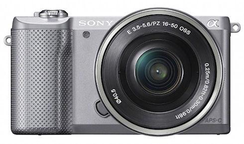 Sony a5000 – новая беззеркалка со сменным объективом