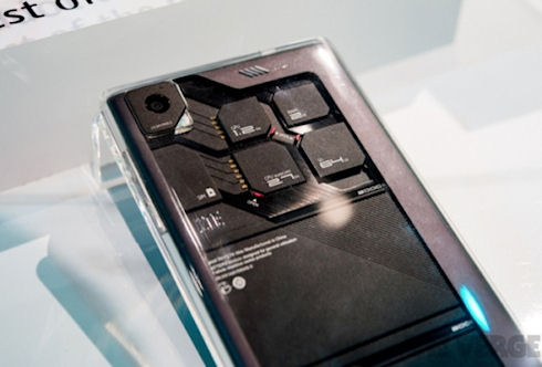 ZTE Eco-Mobius – концепт модульного смартфона