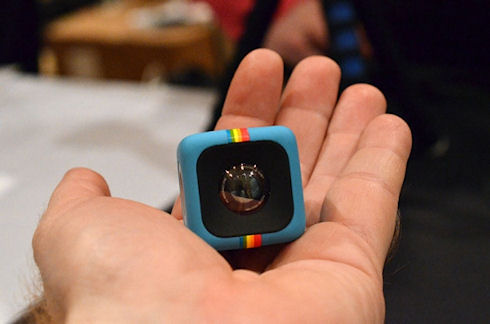 Камера C3 – компактный экстремал от Polaroid