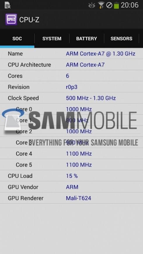 Galaxy Note 3 Neo – бюджетная копия старшего брата