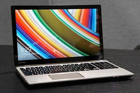 Toshiba Satellite P50t – ноутбук с 4K-дисплеем