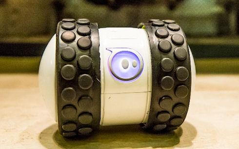 Sphero 2B – новая модель робота-игрушки