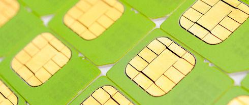 Поставки SIM-карт снизились на 3,8%