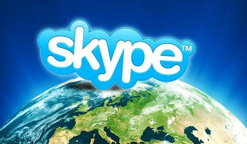 Skype демонстрирует уверенный рост трафика