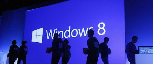 Windows 8 получила название «новая Vista»