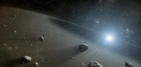 NASA отправит имена всех желающих на астероид Бенну