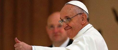 Папа римский отнес Интернет к божьему дару