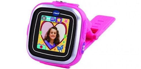 VTech выпустила «умные» часы для детей