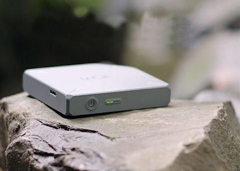 LaCie FUEL – беспроводной файловый сервер для поклонников Apple