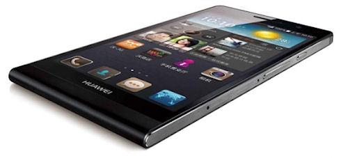 Обновленный смартфон Huawei Ascend P6 S
