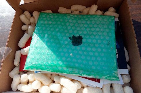В США керамическую плитку продавали под видом iPad