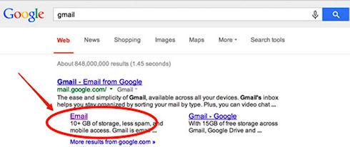 Ошибка Google заполнила спамом почтовый ящик пользователя Hotmail
