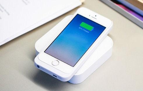 ARK – скоростная беспроводная зарядка для смартфонов