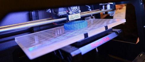 Производитель 3D-принтеров Replicator заключил соглашение с Dell